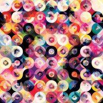Vinyl inspired art