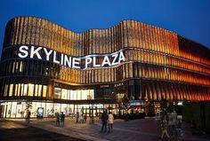 Skyline Plaza - MK Illumination Skyline, Lighting Concepts, Plaza, Broadway Shows, Design, Porto, Rome