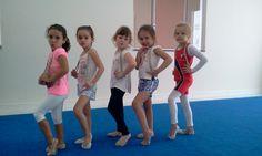 Turma 1 Escolinha - GR #ginasticaritmica #rhythmicgymnastics