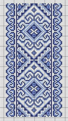 Cross Stitch Bookmarks, Cross Stitch Borders, Cross Stitch Kits, Cross Stitch Designs, Cross Stitching, Cross Stitch Embroidery, Cross Stitch Patterns, Embroidery Patterns Free, Loom Patterns