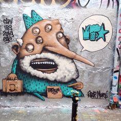Eratoum #streetart