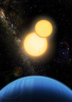 Twin Sun Planet Kepler 35b: Lior Taylor