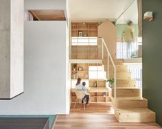 HAO design renovates compact taiwanese apartment in kaohsiung city