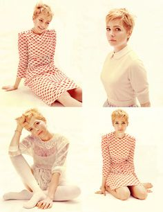 Michelle Williams {pixie}