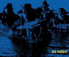 New US Navy Skin design: Water Heist