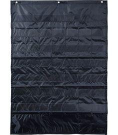 Deluxe Calendar: Black Pocket Chart