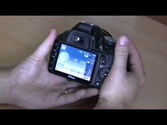 Nikon D3100 basic beginner operations Part 2. Manual and semi manual modes