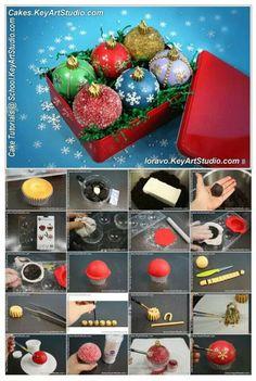 Key artostudio cupcakes