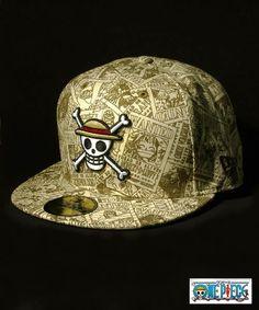 Limited One Piece x New Era 59FIFTY Hats!!! #onepiece