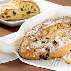 Quarkstollen Rezepte | Weight Watchers Low Carb, Turkey, Bread, Baking, Cheese, Breakfast, Food, Cupcake, Christmas