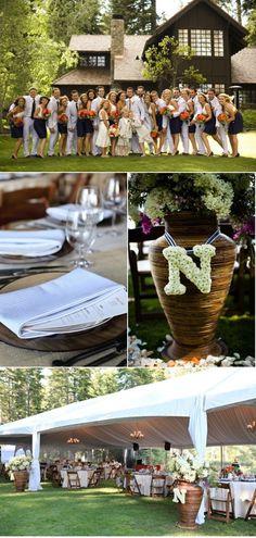 lake wedding picture idea