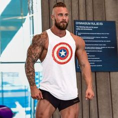 musculation!2017 vest bodybuilding clothing and fitness men undershirt tank tops tops