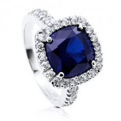 Love this version of the sapphire ring!