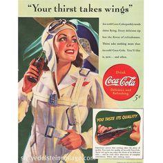 52 Superb Vintage Coca-Cola Ads (Part 1)