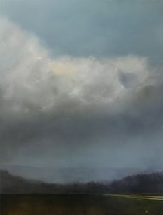 """Beyond The Pines""  Found on adamhallart.com"