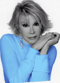 Joan Rivers to perform at Mikey's Way benefit