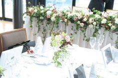 新郎新婦様からのメール クリスタルヨットクラブ様へ2 : 一会 ウエディングの花