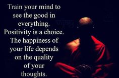 Train your mind to do this #happinessquotes  #thoughts  #positiveattitude  #lessonslearned