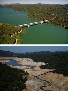 ca drought before and after 2015 - Google Search