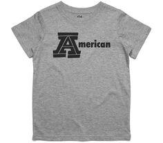 El Cheapo American 2 (Black) Toddler Grey Marle T-Shirt