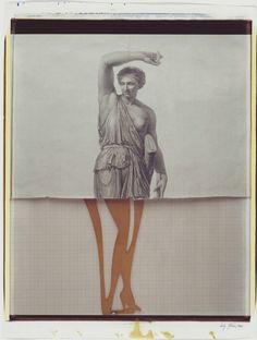 Luigi Ghirri polaroid