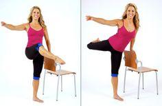 Backward Leg Swing