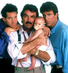 3 men & a baby
