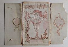 Antique 1894 Prince and Princess Artisic Series V Lordly Lionel Tuck Paper Doll on eBay!