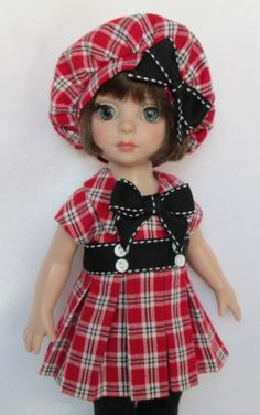 """""""PATSY'S SET TO SAIL!"""". FOR 10"""" ANN ESTELLE, ETC. MADE BY SSDESIGNS"""