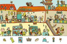 (2014-11) Find 8 ting i supermarkedet