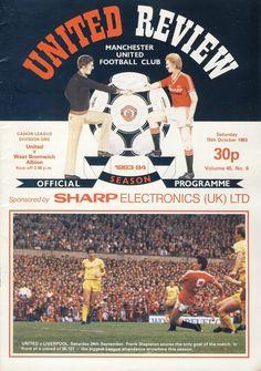 Coventry City, Villa Park, Football Memorabilia, Manchester United Football, West Bromwich, Football Program, Southampton, Leicester