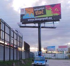 bigboard reklamná plocha