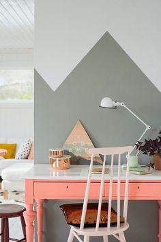 funita o tym, co w kolorze piszczy: Malowana ściana, nana nana nana