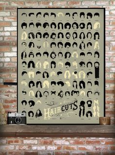 A visual compendium of notable haircuts in popular music. Super awesome.