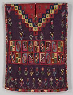 Andean textiles: Inca tunic