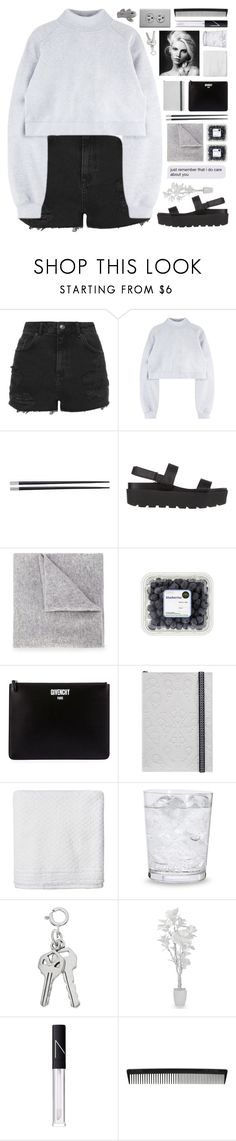 """every single day..."" by cinnamon-and-cocoa ❤ liked on Polyvore featuring Topshop, Typhoon, SPURR, Lucien Pellat-Finet, Givenchy, Christian Lacroix, Simple Life, Schott Zwiesel, NARS Cosmetics and T3"