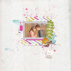 pretty paislee mini kit - Scrapbook.com