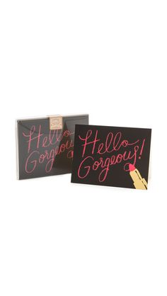 Rifle Paper Co Assorted Paper Crown Card Set | SHOPBOP
