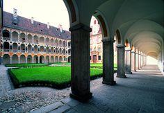 Hofburg Palace in Bressanone/Brixen - Alto Adige, Südtirol