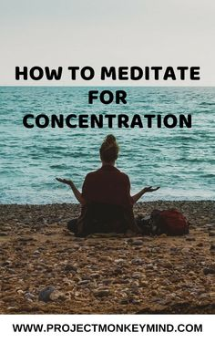 If you've ever wanted to know how you can cultivate superhuman concentration with a meditation practice, this article will show you EXACTLY how you can do so! Meditation For Health, Meditation For Anxiety, Meditation For Beginners, Meditation Benefits, Healing Meditation, Daily Meditation, Meditation Practices, Meditation Music, Mindfulness Meditation