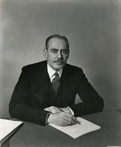 Dean G. Acheson, U.S. Secretary of State, January 21, 1949 to January 20, 1953