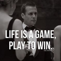 21 Motivational Quotes By The BadAss Suits Character Harvey Specter – suits – Motivation Game Quotes, Boss Quotes, Attitude Quotes, Lawyer Quotes, Positive Quotes, Motivational Quotes, Inspirational Quotes, Harvey Spectre Zitate, Suits Harvey