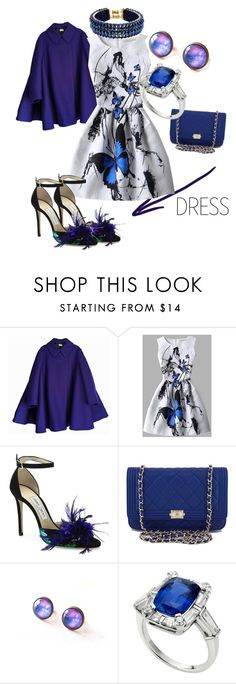 """""""Under 💯"""" by carlalicon2805 ❤ liked on Polyvore featuring Acne Studios, WithChic, Jimmy Choo, Chanel and Only Child"""