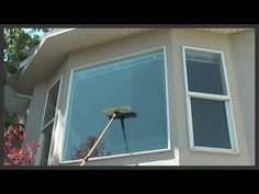 How to clean outside windows on a house - Get it on Amazon:  http://www.amazon.com/dp/B015MQEF2K - http://outdoors.tronnixx.com/uncategorized/how-to-clean-outside-windows-on-a-house/