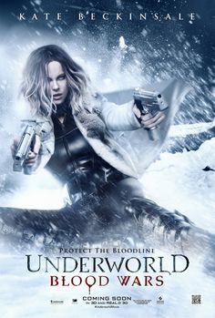 new poster lands for Underworld Blood Wars but #ScreenGems dumping in January. bad sign! via @MovieTVTechGeeks