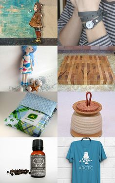 All in a Day - Treasury Punks member by anne on Etsy--Pinned with TreasuryPin.com