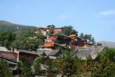 Mount Wutai, China. Inscription in 2009. Criteria: (ii)(iii)(iv)(vi)