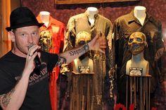 <3 Slipknot museum