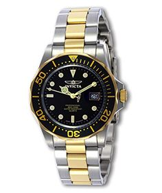 Men's Wrist Watches - Invicta Mens 9309 Pro Diver Collection Watch >>> See this great product.