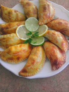 If I am the Peruvian Mom I know for sure how to make delicious Empanadas de Carne. Lovely flaky pastry that is flavoured with cumin ...